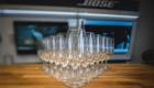 Une perspective sur les verre de vin photographe Armen Hambardzumian