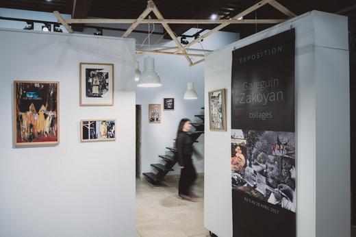 reportage entreprise Muscari événement exposition Zakoyan photographe Armen Hambardzumian