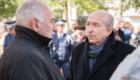 Georges Képénékian et Gérard Collomb photographe Armen Hambardzumian